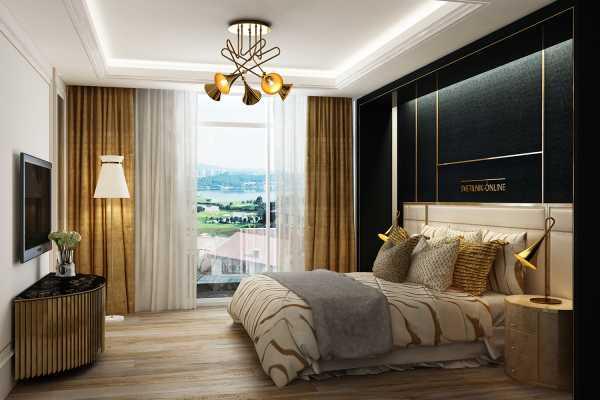Спальня 100732