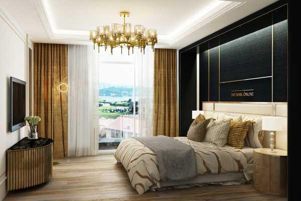 Спальня 100729