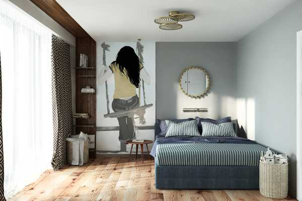 Спальня 100738