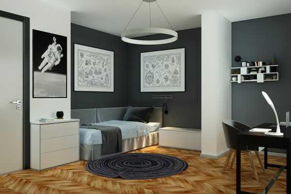 Спальня 100657