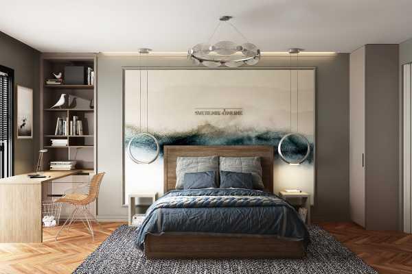 Спальня 100656