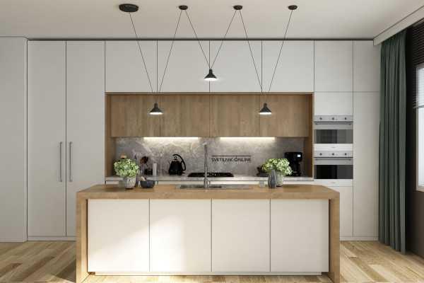 Кухня 100782