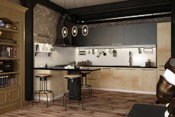 Кухня 100758