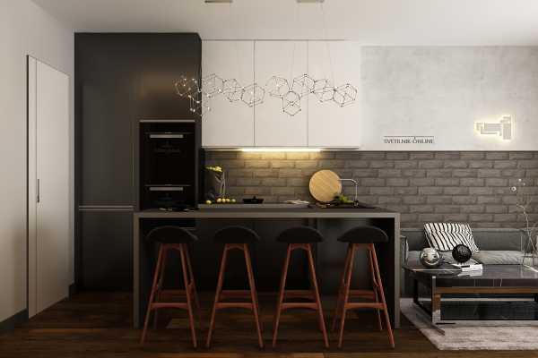 Кухня 100863