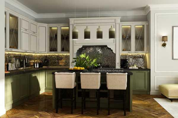 Кухня 100853