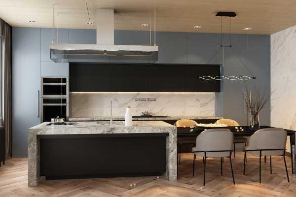 Кухня 100744