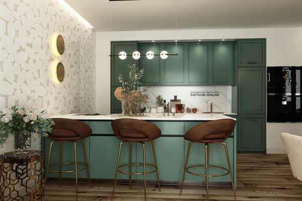 Кухня 100670