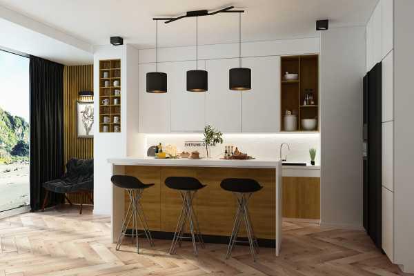 Кухня 100874