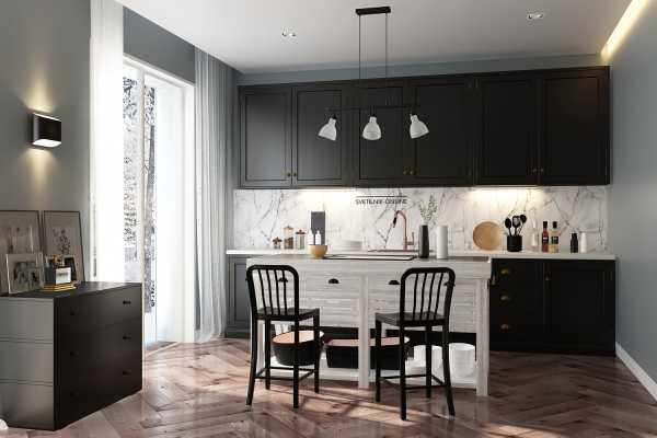 Кухня 100835