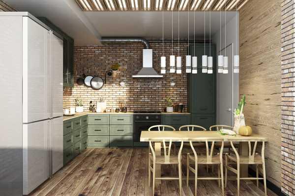 Кухня 100829