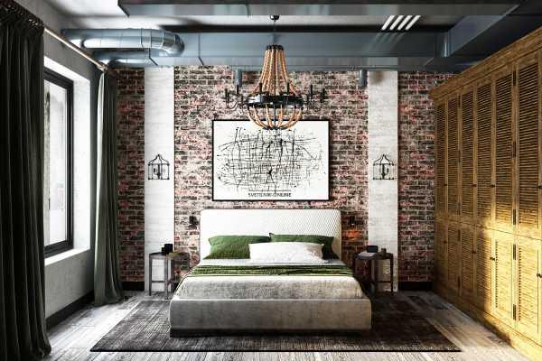 Спальня 100504