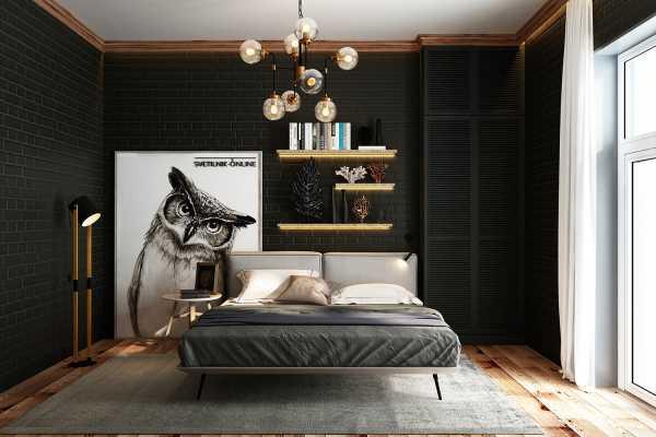 Спальня 100630