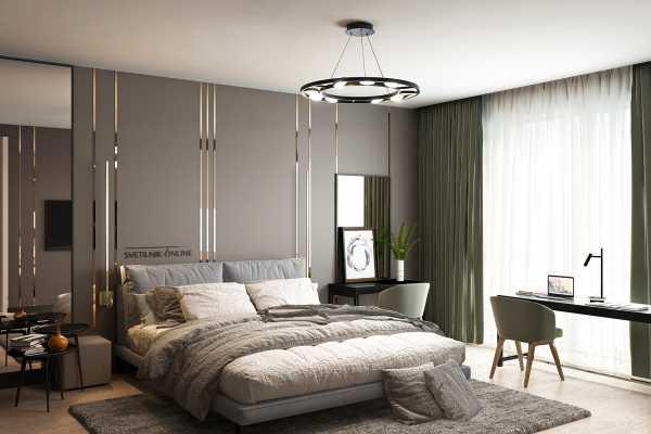 Спальня 100725