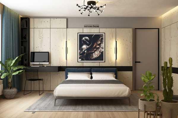 Спальня 100666