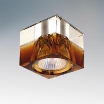 Светильник точечный Lightstar Meta Qube Cr-Dorato 004142