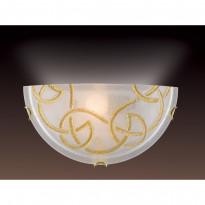 Настенный светильник Sonex Brena Gold 012
