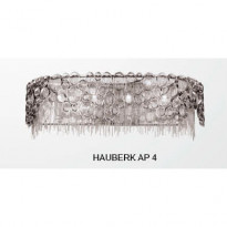 Бра Crystal Lux HAUBERK AP 4