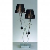 Лампа настольная Mantra Viena Pantalla Cromo 0350