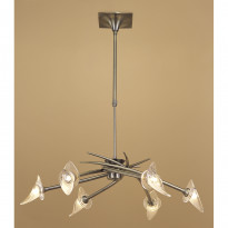 Светильник (Люстра) Mantra Flavia Cuero 0362
