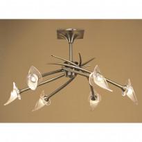 Светильник потолочный Mantra Flavia Cuero 0365