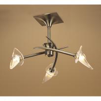 Светильник потолочный Mantra Flavia Cuero 0367