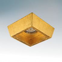 Светильник точечный Lightstar Extra Qua Oro 041022MR-16