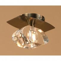 Светильник потолочный Mantra Alfa Cuero 0560
