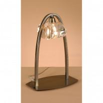 Лампа настольная Mantra Alfa Cuero 0563