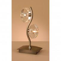 Лампа настольная Mantra Alfa Cuero 0565