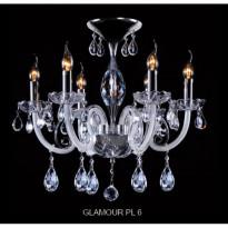 Светильник потолочный Crystal Lux GLAMOUR PL 6