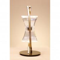 Лампа настольная Mantra Krom Cuero 0875