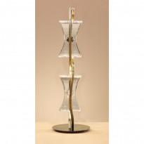 Лампа настольная Mantra Krom Cuero 0876