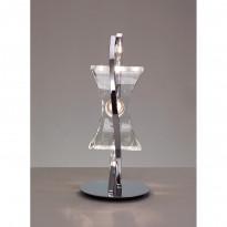Лампа настольная Mantra Krom Cromo 0895