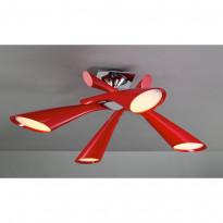 Светильник потолочный Mantra Pop Rojo 0911