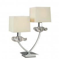 Лампа настольная Mantra Akira Pantalla Crema 0940