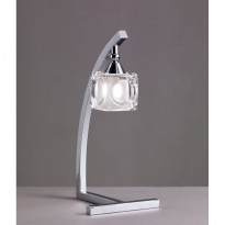 Лампа настольная Mantra Cuadrax Cromo 0954