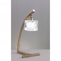 Лампа настольная Mantra Cuadrax Cuero 0994