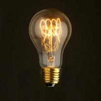 Ретро лампа накаливания (груша) Loft It E27 60W 220V 1004-SC