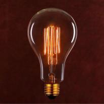 Ретро лампа накаливания (груша) Loft It E27 60W 220V 1004-T