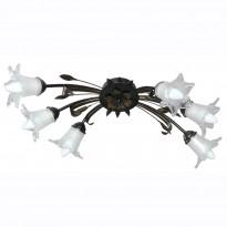 Светильник потолочный Аврора Ирис 10041-6C