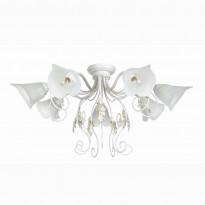 Светильник потолочный Аврора Венеция 10100-7C