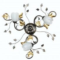 Светильник потолочный Аврора Флоренция 10114-3C