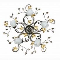 Светильник потолочный Аврора Флоренция 10114-5C