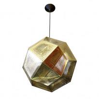 Светильник (Люстра) Artpole Kristall C1 GD SL 001018
