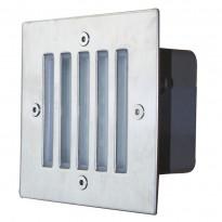 Уличный настенный светильник Arte Install A7109IN-1SS