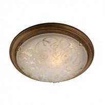 Светильник настенно-потолочный Sonex Provence Brown 203