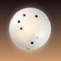 Настенный светильник Sonex Kave 106