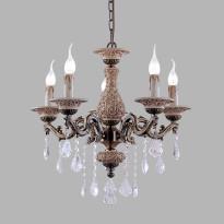 Светильник (Люстра) Favourite Porchelano 1090-5P