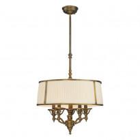 Светильник (Люстра) N-Light 11057/5 Vintage Brass