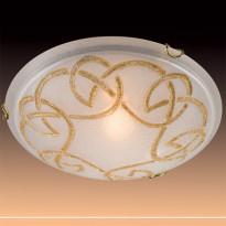 Светильник настенно-потолочный Sonex Brena Gold 112